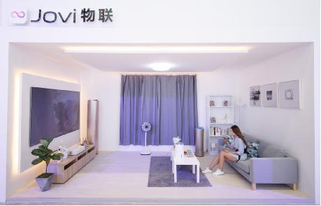 "vivo发布""Jovi物联""应用 全面发力IoT智能家居市场"