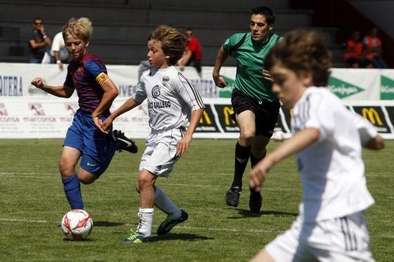 基因强大,超级拉科队长之子本赛季将跳级进入巴萨青年A队