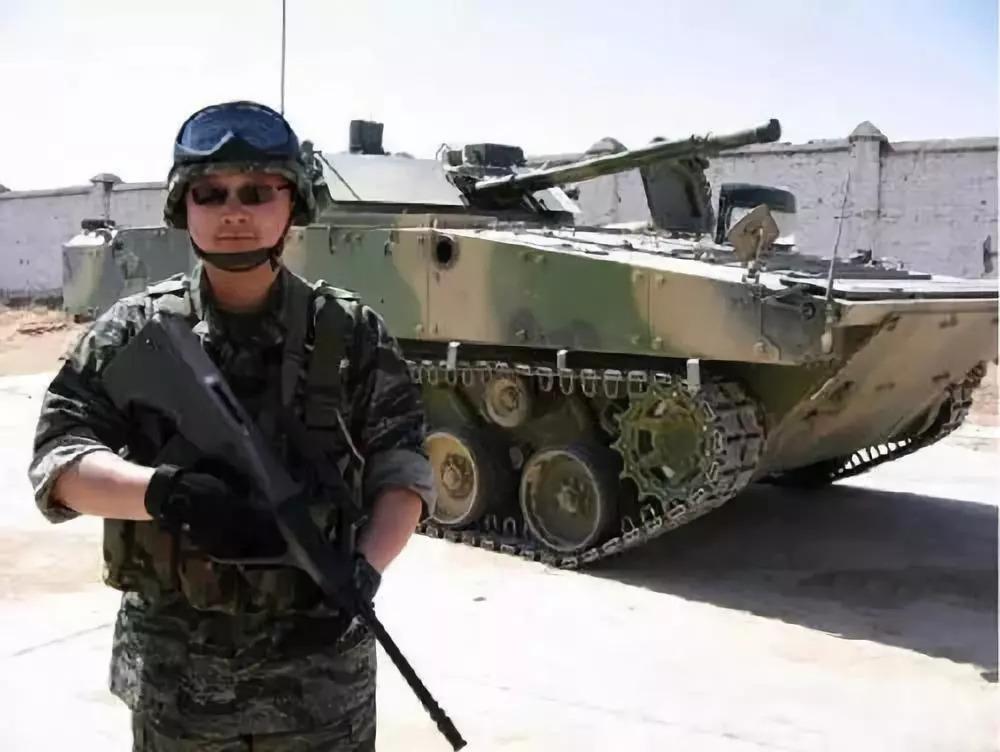 中国将用钛合金打造步战车 美国都舍不得这么干