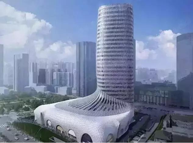 2018中国十大丑陋建筑,丑出新高度:文盲不多了,美盲很可怕!