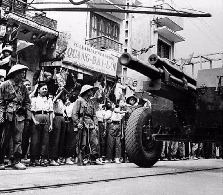 为避免法国习惯性投降 美军差点在越南投掷原子弹
