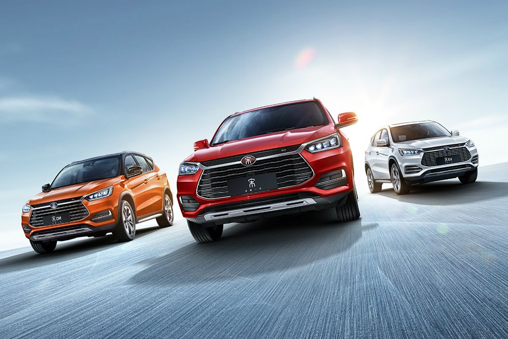 7.98万起,这台SUV新上市燃油、混动、电动3个版本,这样选择最精明!