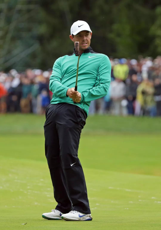 """宝马锦标赛""""英国玫瑰""""没拿冠军,竟然登顶高尔夫世界第一"""