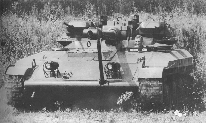 你见过裂开式炮塔的坦克吗?看看美国人脑洞多大