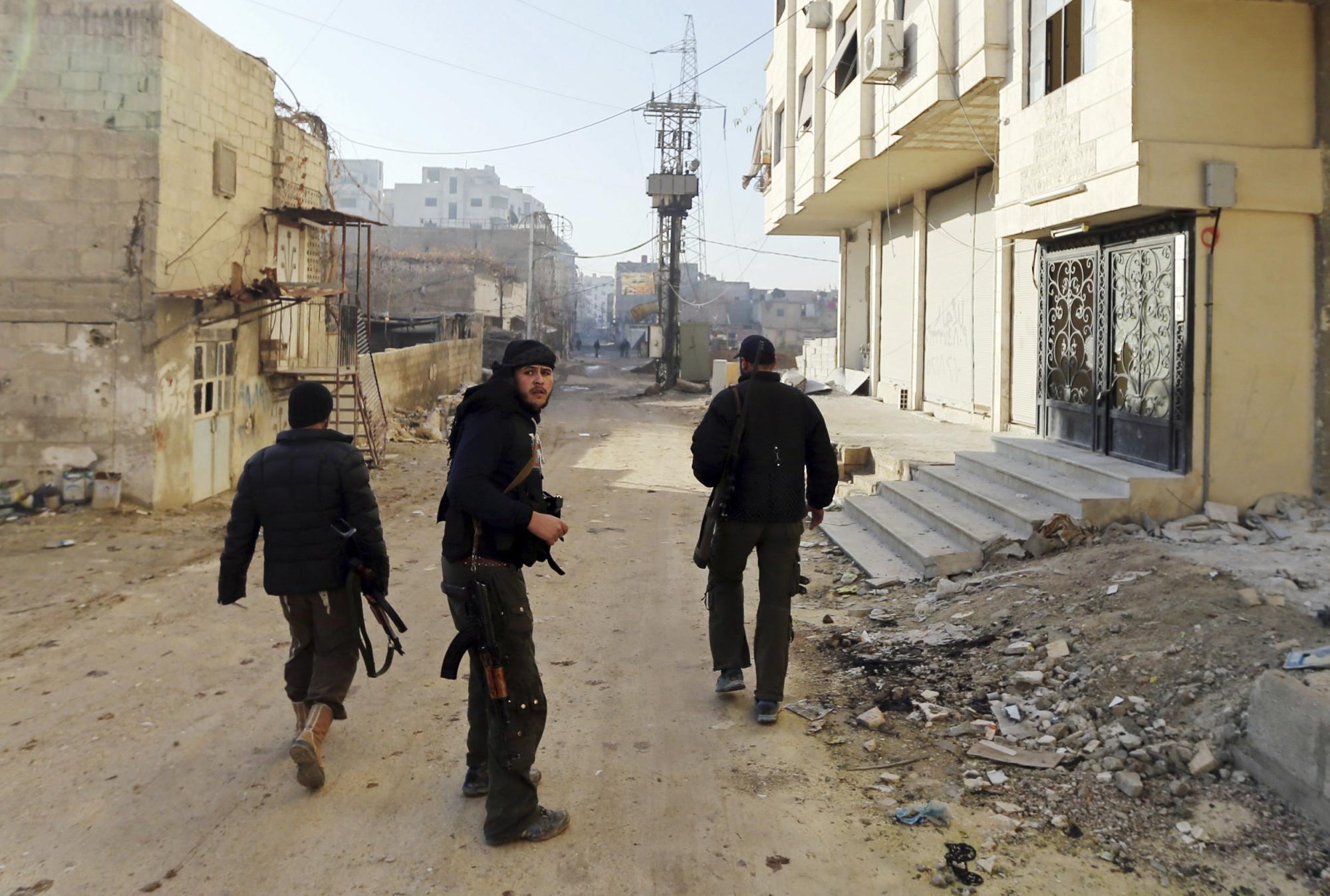 美国借乌克兰之手为IS提供武器 搅乱叙局势
