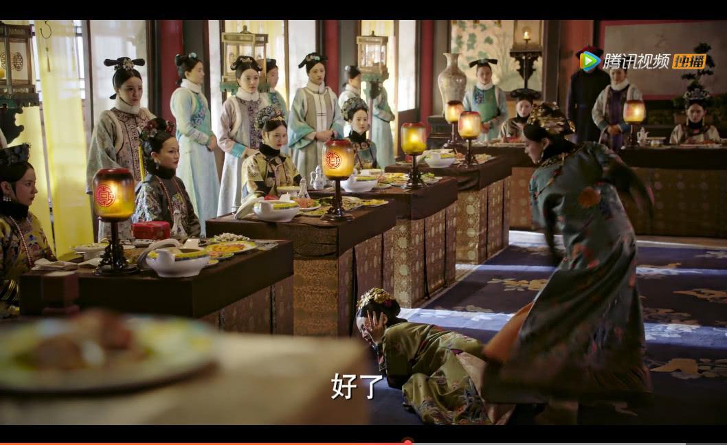 《如懿传》趣味解锁古代皇宫传统节日!情人节从古就很盛行你造吗