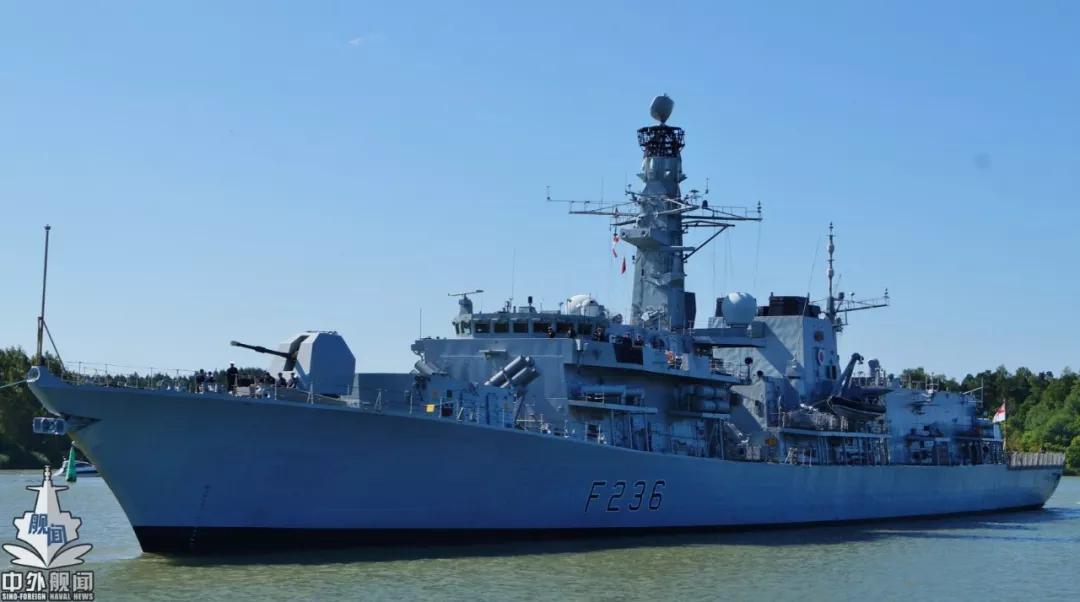接着找茬?英国宣布将在南海军事存在常态化