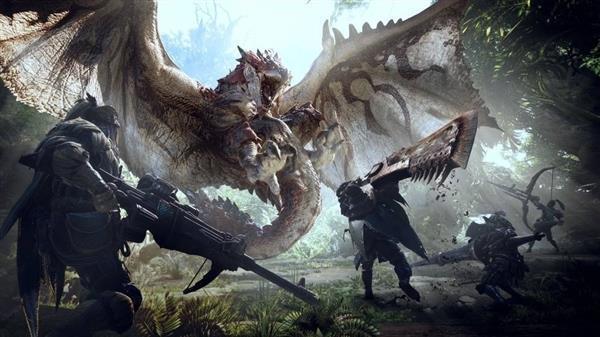 文化部回复WeGame下架《怪物猎人:世界》 这是真相?