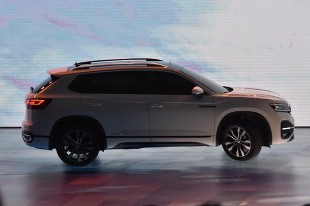 一汽大众旗下第二款SUV,详细解析中型SUV大众TAYRON