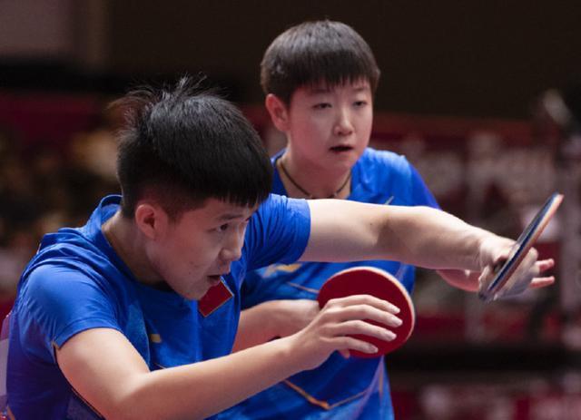 国乒3小魔王齐进8强!世界冠军一轮游 亚运冠军横扫晋级