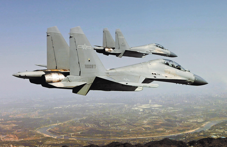 歼轰7A风头盖过歼16 1月内3度杀出国门亮相