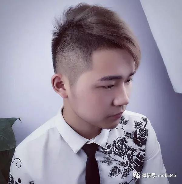 男生剪什么发型最帅,男人帅气的短发发型图片