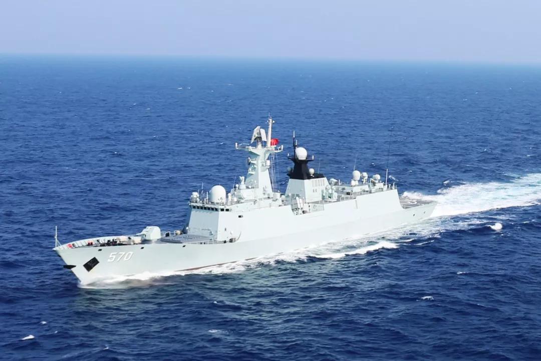 中澳海军开展联合演练 和西方潜艇靶标斗智斗勇