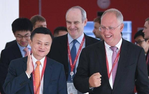 阿里巴巴与俄罗斯三巨头成立合资企业,普京表示全力支持