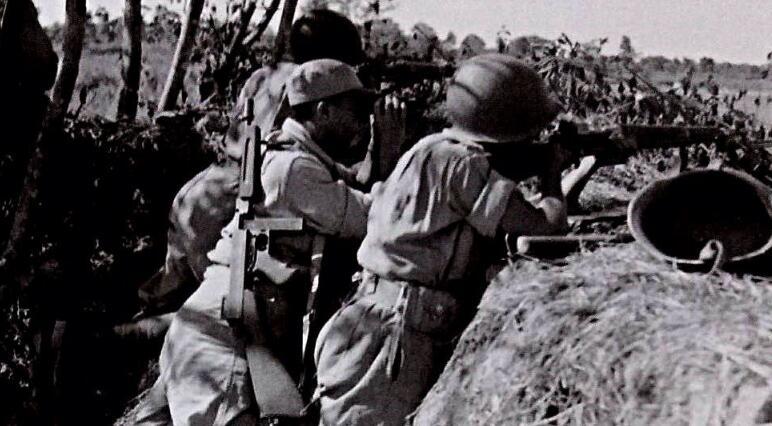二戰日本仿德國研發這款神器,只裝備精銳傘兵,最終結果慘烈