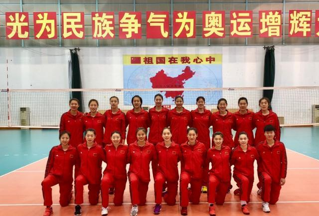 中国女排90后00后重任在肩 1986年夺世锦赛已32年