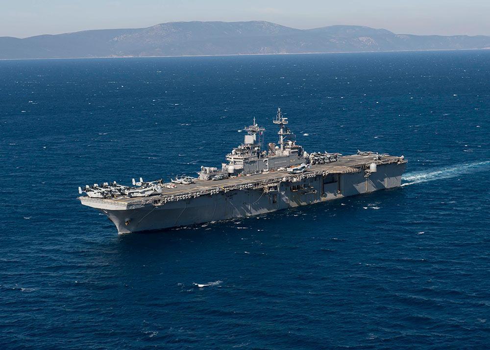 美媒评世界最差航母黑榜:辽宁舰和福特级同上榜