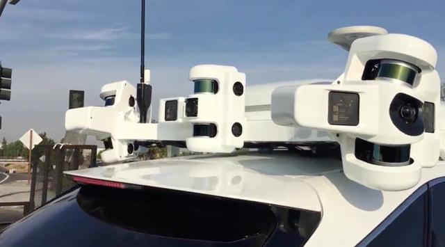 焦急等待苹果发布会,不如先来看苹果自动驾驶热热身