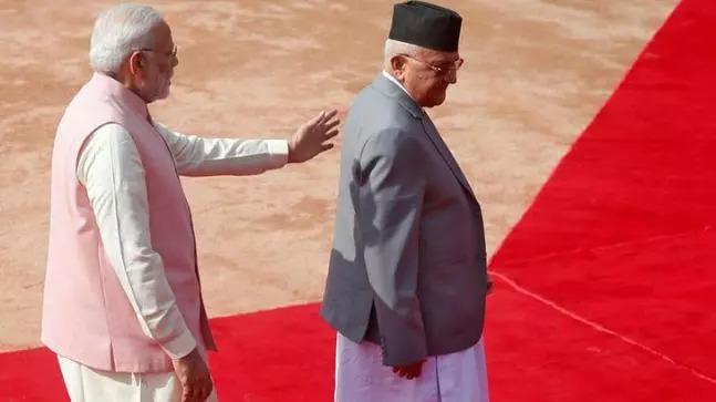 尼泊尔宣布赴中国参加军演 印媒:这让印度太尴尬了