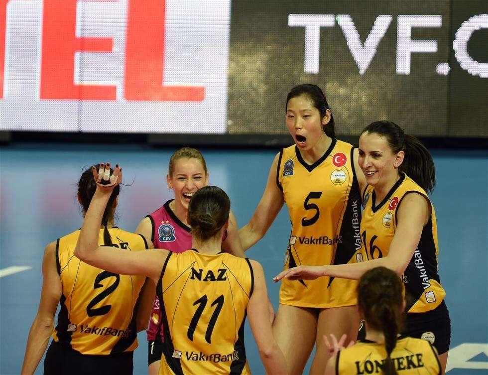 哈萨克斯坦球队获世俱杯最后一张外卡,浙江女排孤军奋战