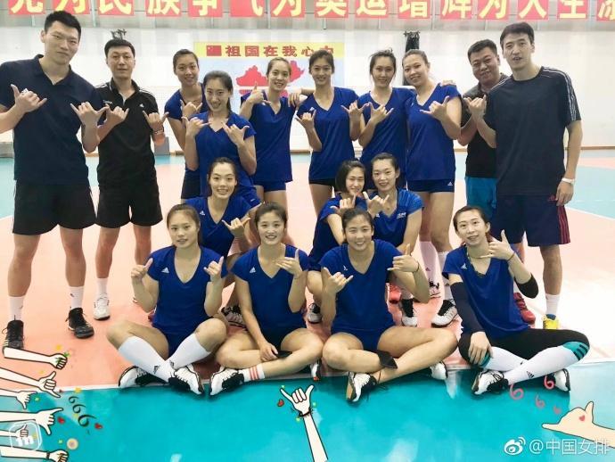 """中国女排官方公布亚洲杯大名单!多位小将在列,超新星""""降级"""""""