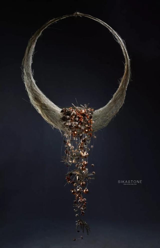 这种金属丝用好了让设计美上天!