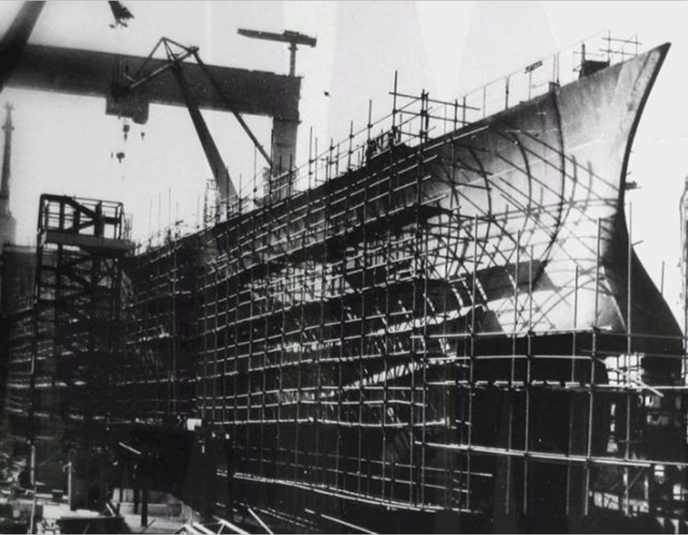 百年传奇造船厂破产令人感叹 辽宁舰在此诞生