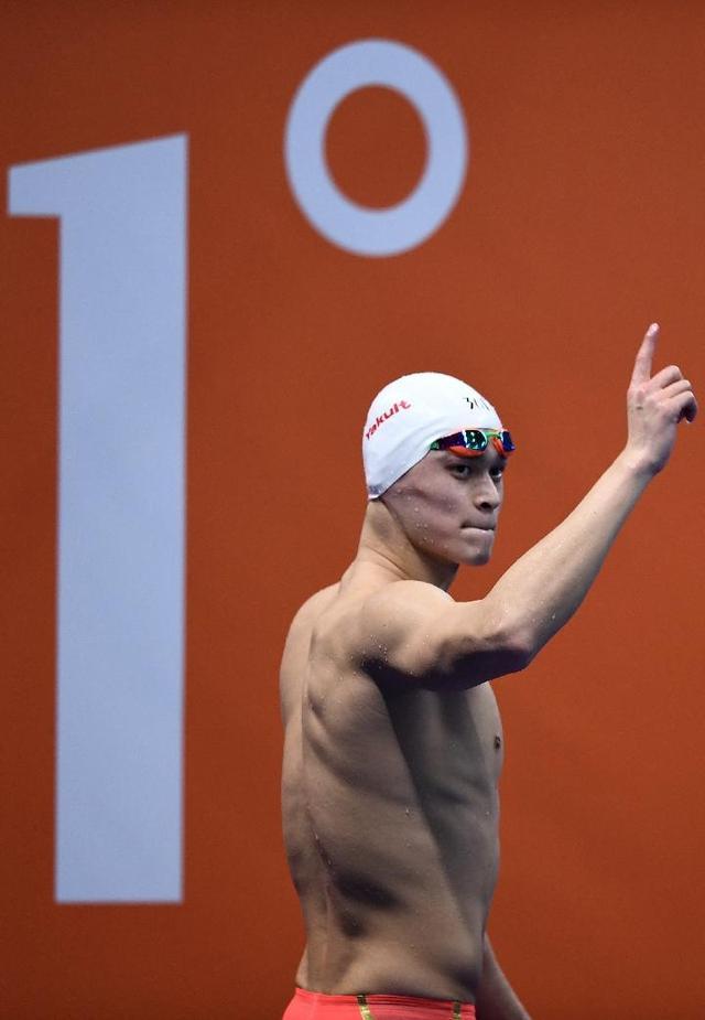 东京奥运游泳赛程公布!上午决赛 孙杨或减少参赛项目