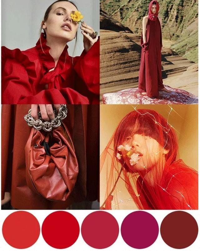 爱美女性网|你的衣柜该换季了!入秋流行色单品大盘点!