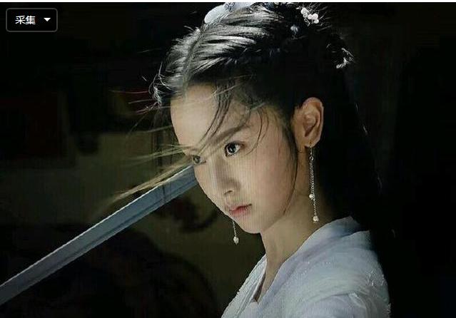 新版《神雕侠侣》小龙女长这样 网友:神似刘亦菲