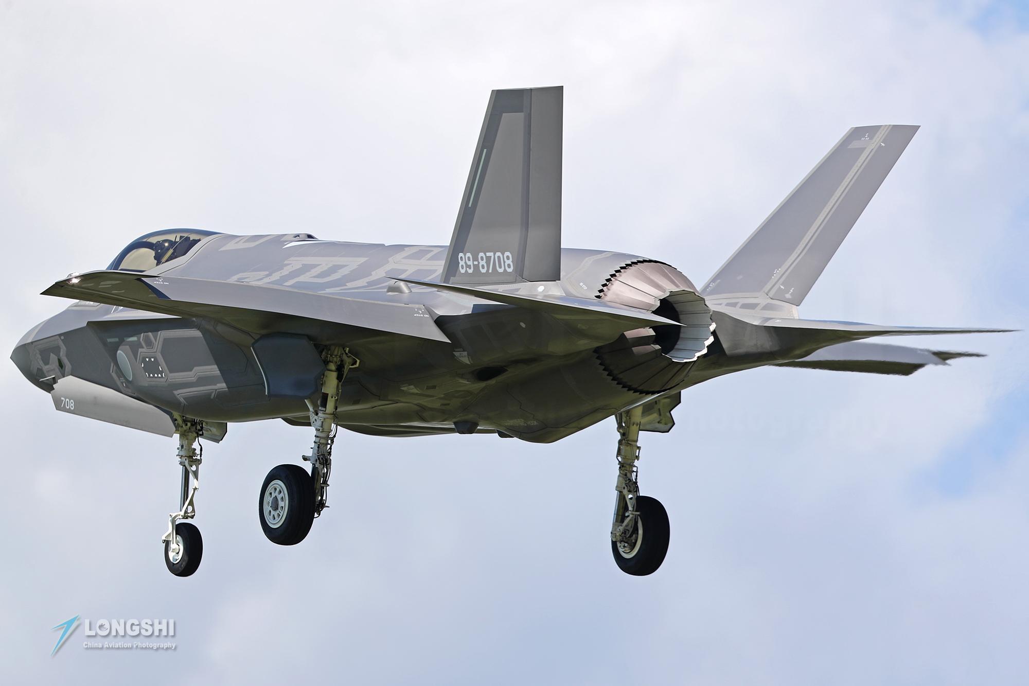 日本具备隐身战斗机生产能力 10架年内装备成定局