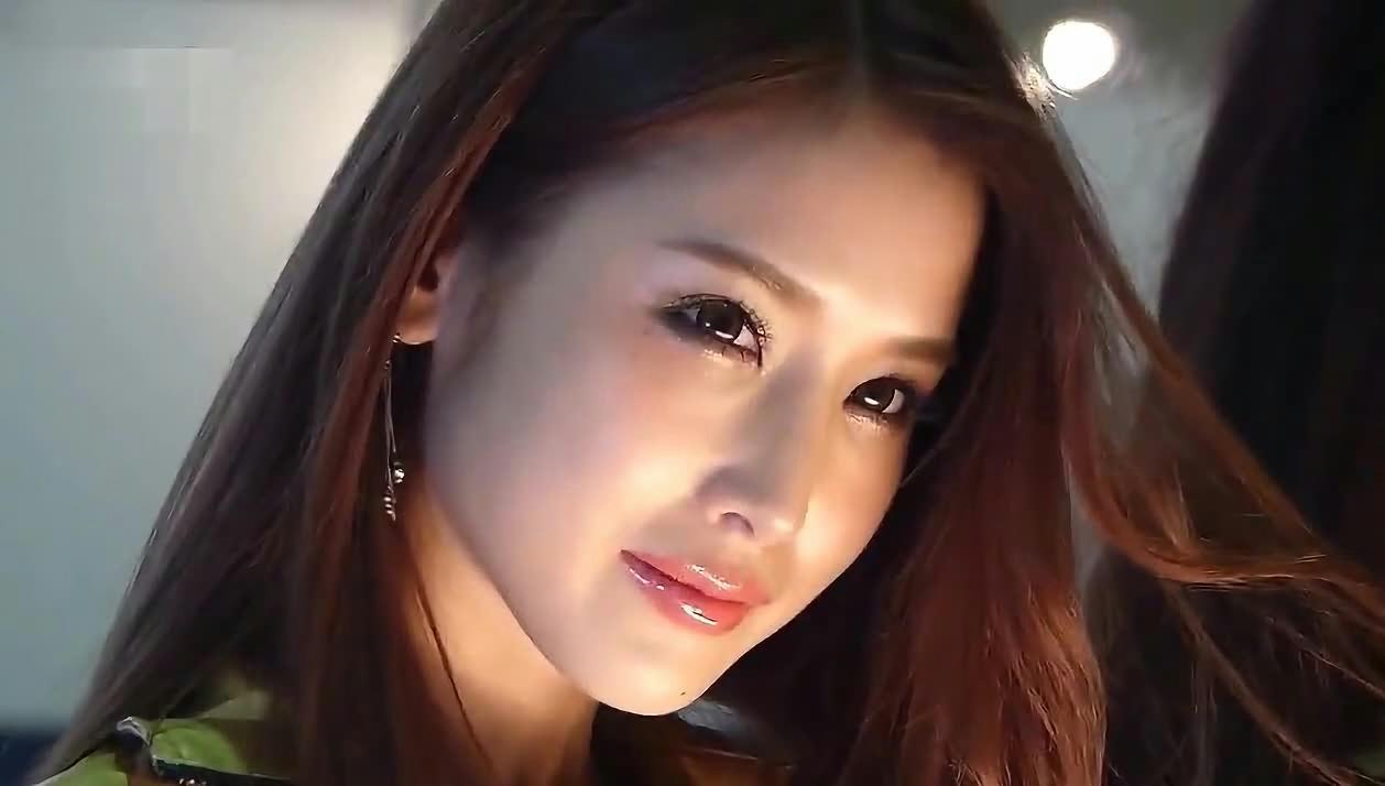 日本大阪的美女车模,真的很惊艳,让人眼前一亮