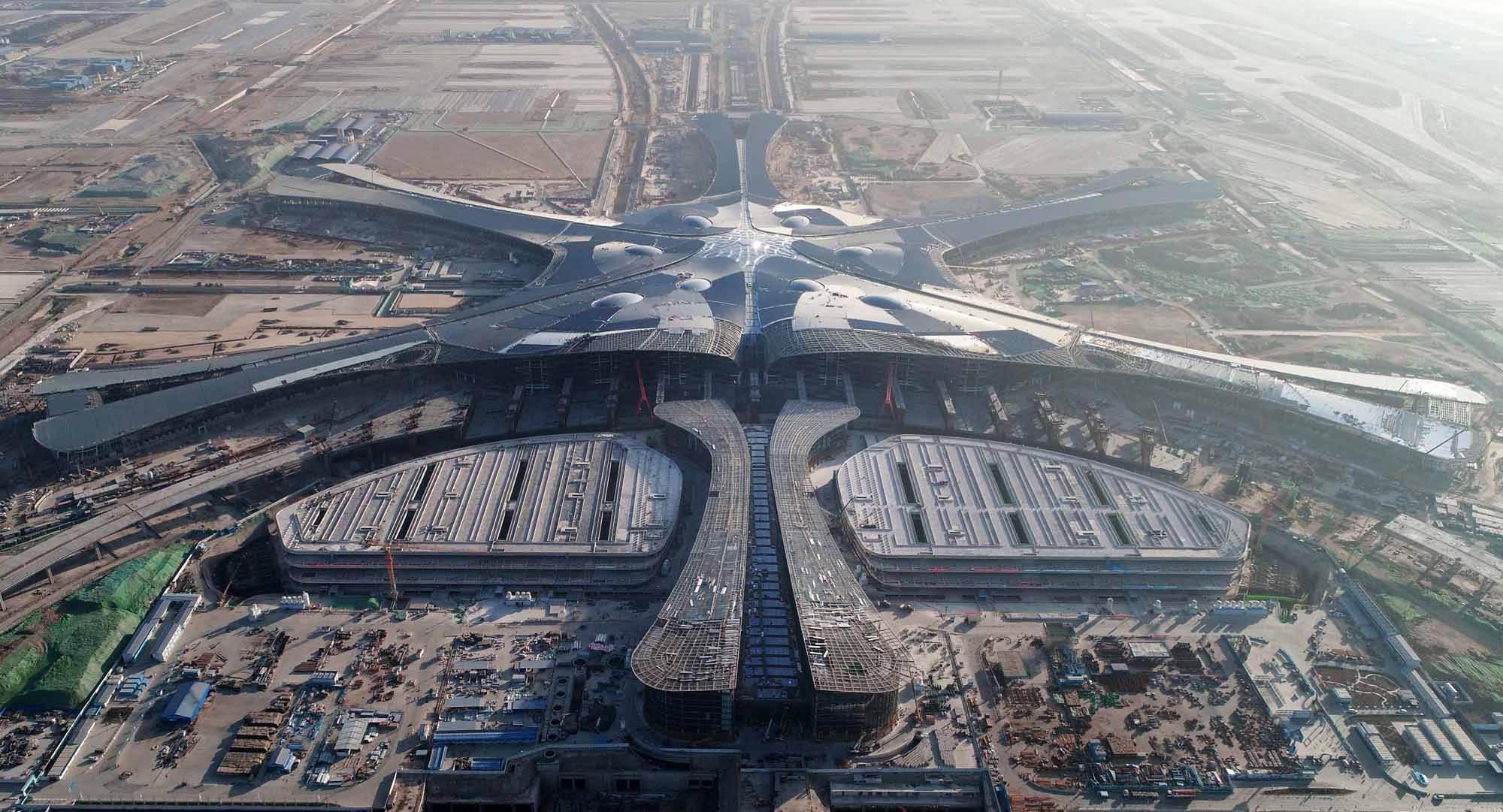 北京新机场命名为「北京大兴国际机场」 明年9月30日前投入运营
