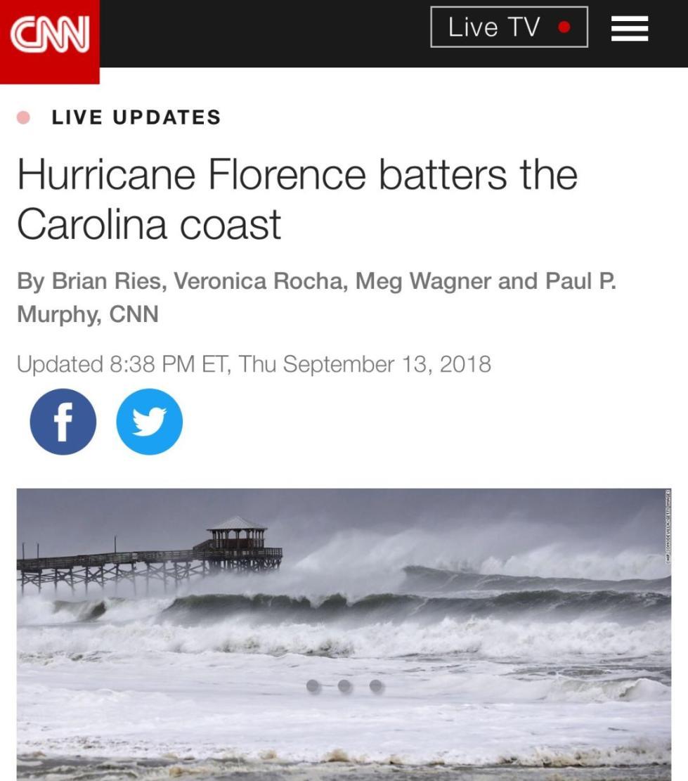 """别吹美飓风像怪兽 更大个的""""山竹""""到中国家门口了"""