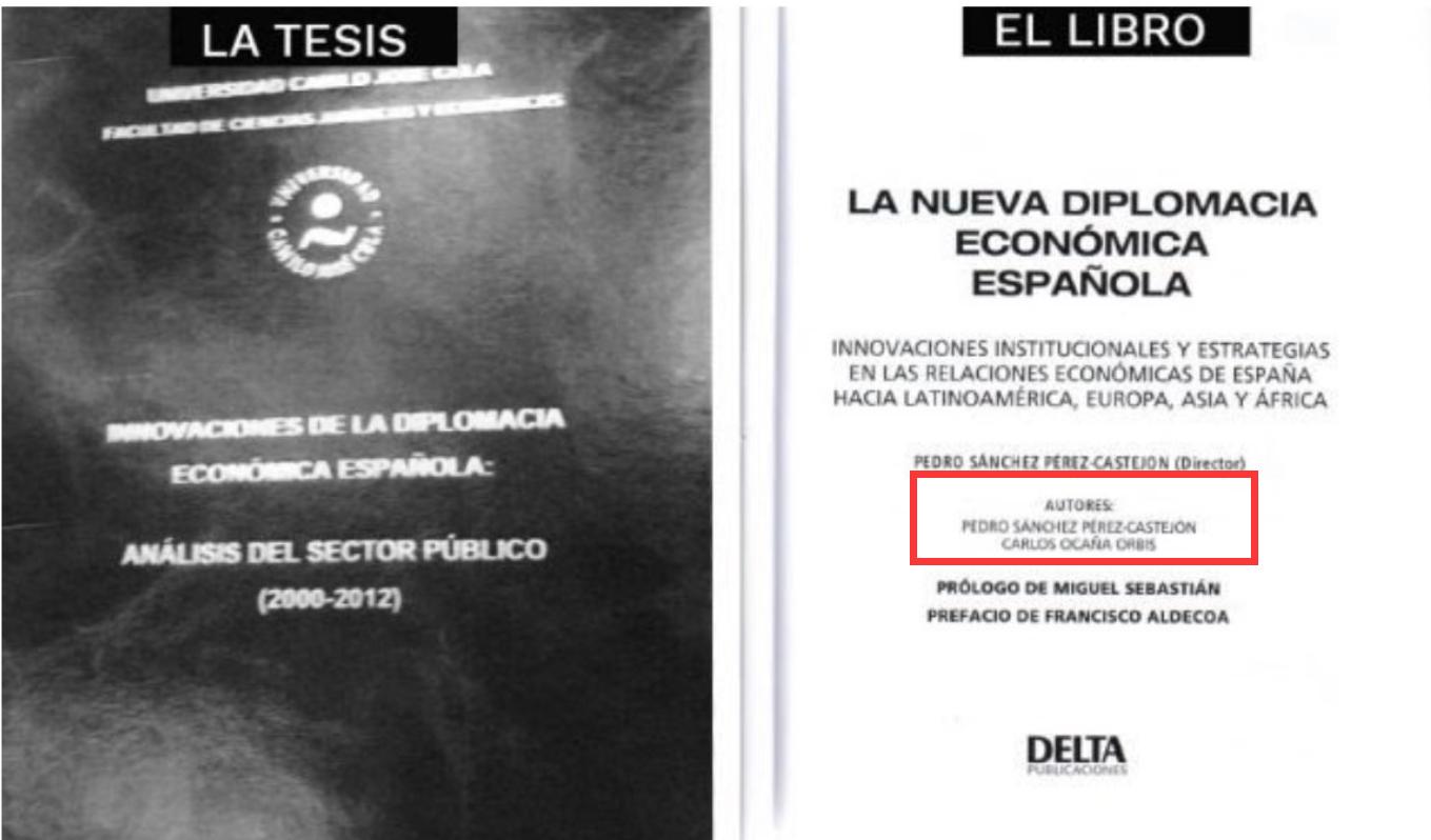西班牙首相被指论文作假,疑似代笔者现任弗洛伦蒂诺高参