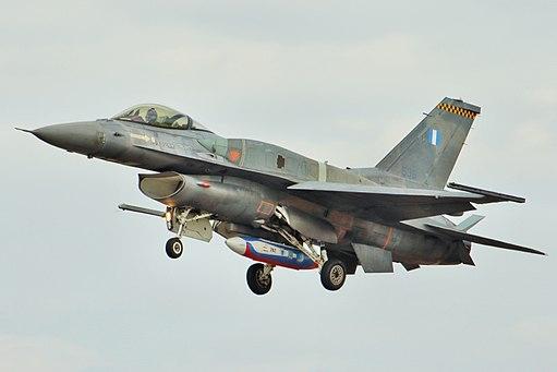 美国将对希腊的85架F-16战斗机进行升级为F-16V Block 70/72战机