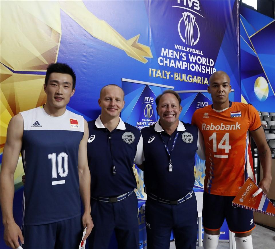 江川20分男排遭荷兰吊打 2连败世锦赛出线岌岌可危
