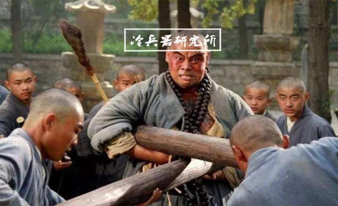 """肌肉男打不过格斗高手为何古人用""""力能扛鼎""""形容武将很厉害?"""