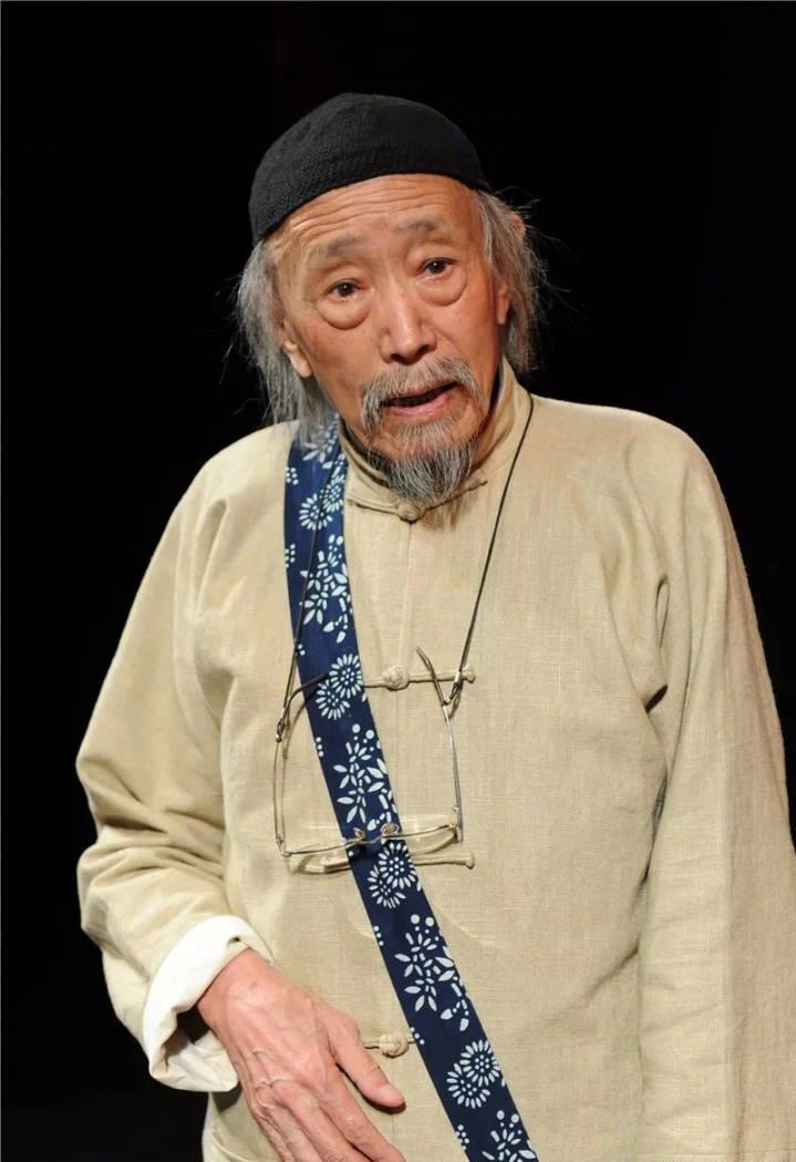 表演艺术家朱旭去世 张艺谋刘若英纷纷悼念