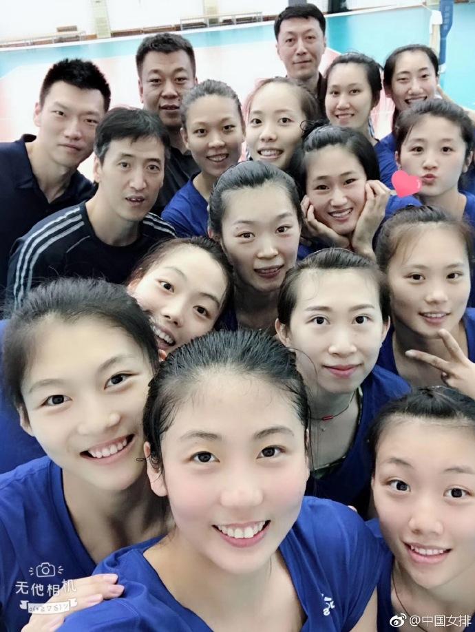 女排亚洲杯今日开战,中国队卫冕难度大