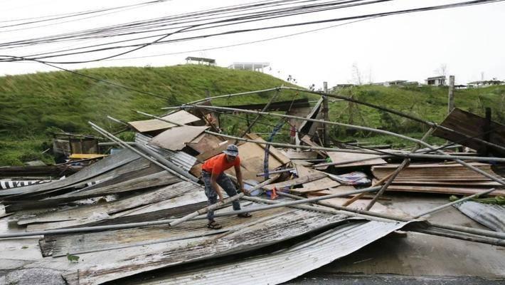 台风到底有多可怕?每小时释放能量等于2600多颗广岛原子弹
