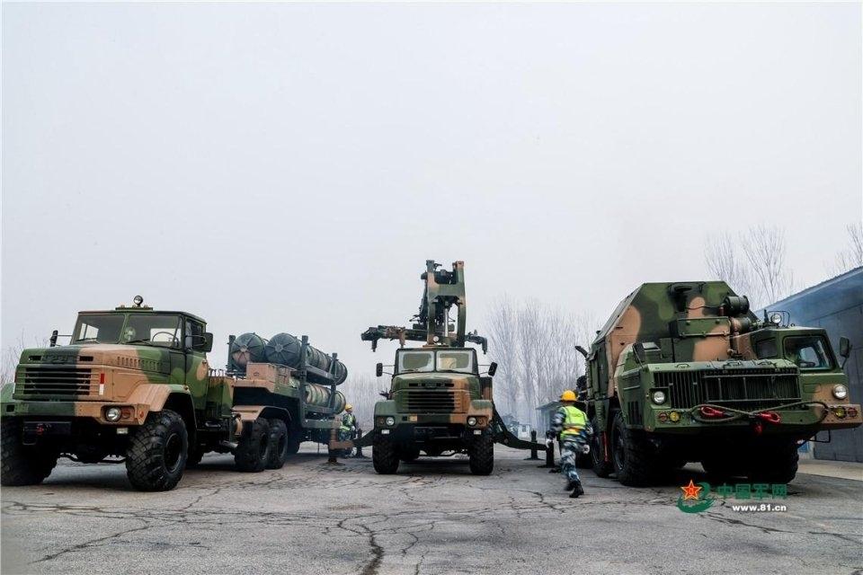 乌克兰建立新型军用卡车组装线 全用中国发动机
