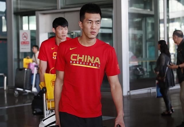 中国男篮VS约旦12人名单:郭艾伦出局 陶汉林入围
