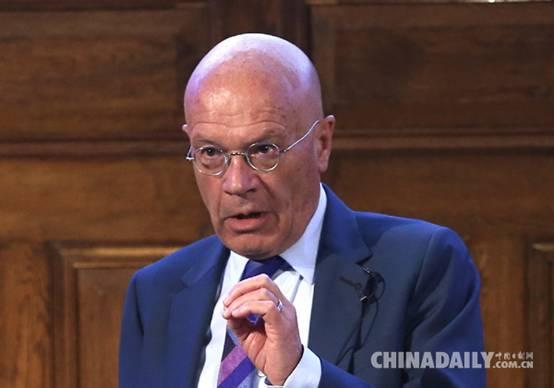 马丁·雅克:中国激励了其他新兴国家探索适合自身的发展道路