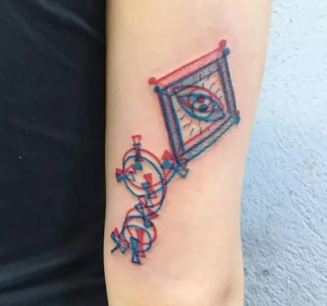 这些小纹身比花臂好看多了!