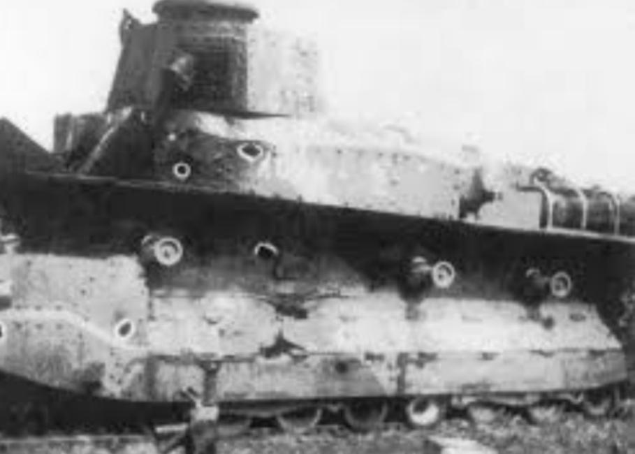 """坦克底盤裝門炮對付美蘇?探秘二戰日本""""砲戦車""""計劃"""