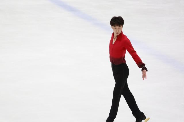 金博洋夺赛季首冠 李香凝双人滑首秀获第四
