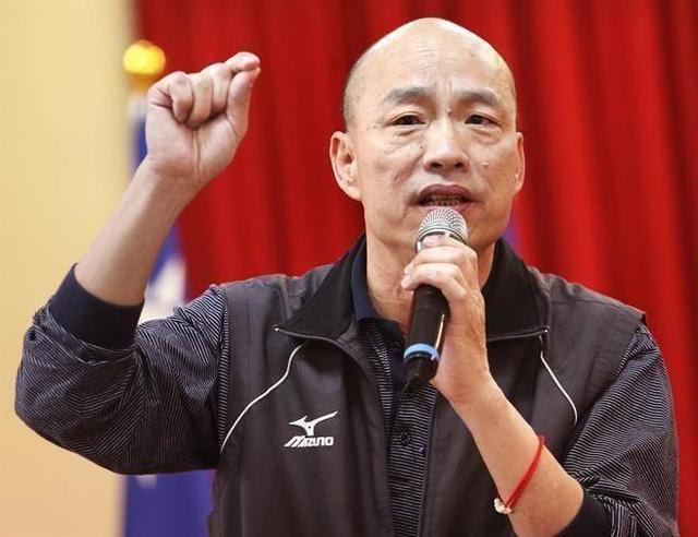 港媒:韩国瑜民调领先高雄人觉醒了?