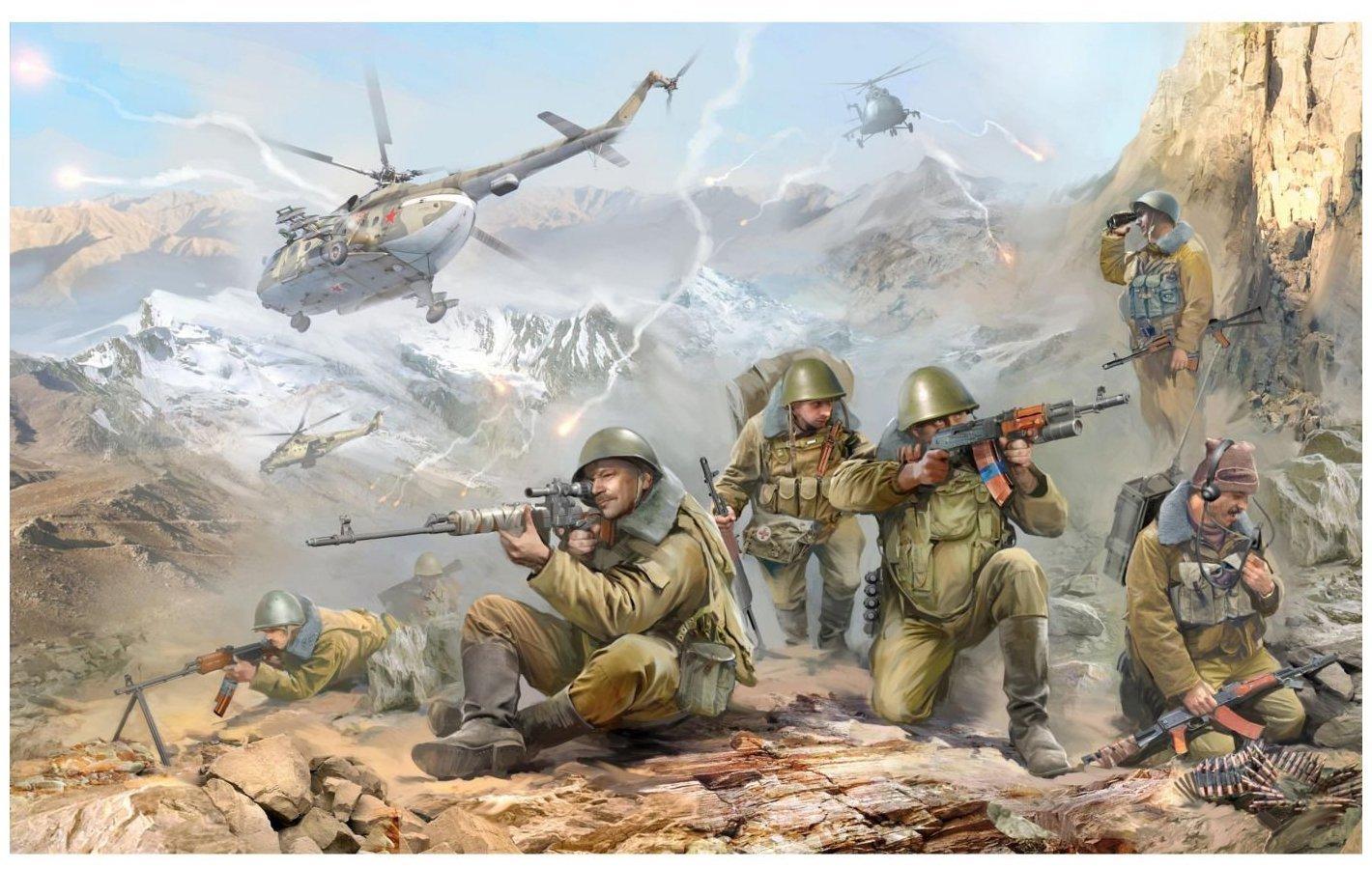 总规模超过北约各国总和?苏联特种部队曾如此强大让西方惊恐
