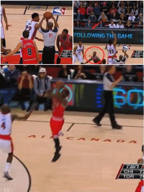 NBA比赛中的小聪明:朗多让考神防空气,奥胖用一招换20分钟暂停